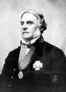 Sir James Douglas – A-01229 (from the BC Archives Collection – Royal BC Museum
