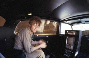 John Lennon in the Rolls in Spain Oct.1966 www.beatlebrunchclub.com
