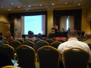 ARCS 2015: Session on On-Campus Loans (picture by Greg Hunter)